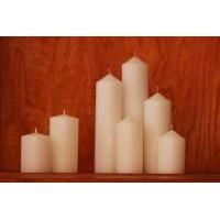 Κεριά κύλινδροι